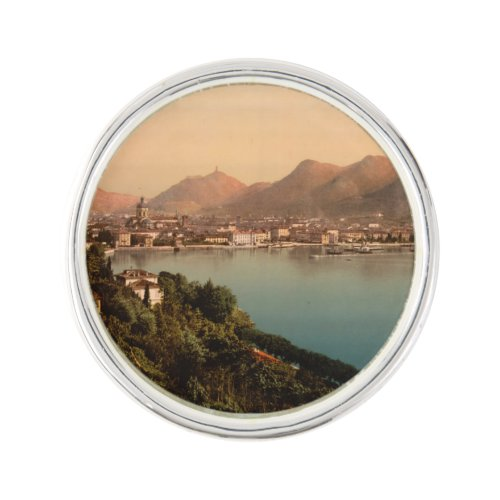 Como I, Lake Como, Lombardy, Italy Pin
