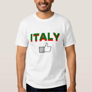 Como Italia Camisas
