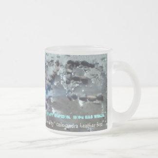 Como la esperanza vuela oficial ame la taza