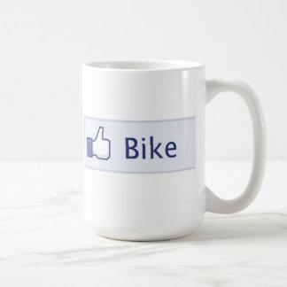 Como la taza de la bici