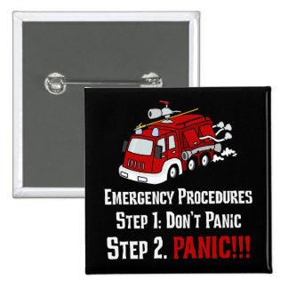 Cómo los bomberos responden a su emergencia pins