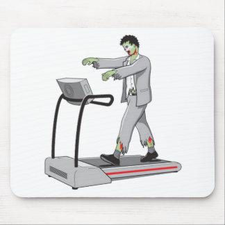 Cómo mantener a un zombi ocupado tapetes de ratón