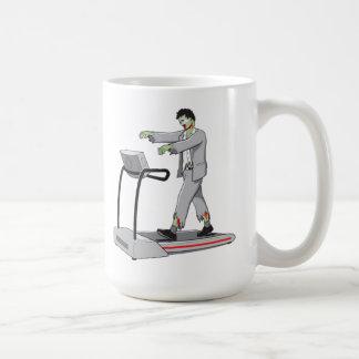 Cómo mantener a un zombi ocupado taza