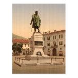 Como, monumento de Garibaldi Tarjetas Postales