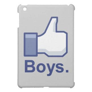 Como muchachos
