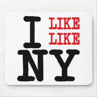 Como Nueva York similar Alfombrillas De Ratón