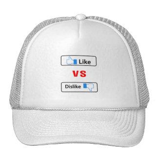 Como o aversión - gorra