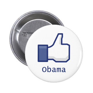 Como Obama Pin Redondo 5 Cm