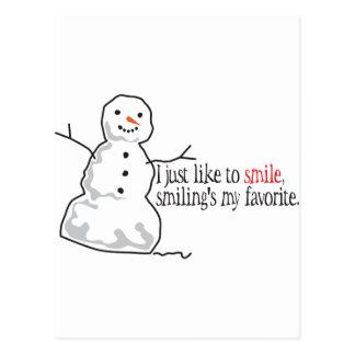 Como para sonreír postales