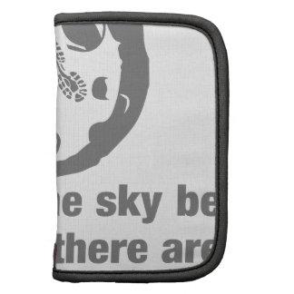 ¿Cómo pueden las huellas del límite del cielo… en Organizador