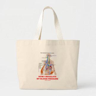 Cómo regulo mi presión arterial anatómica bolsa