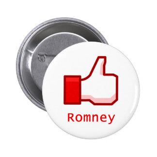 Como Romney Pin Redondo 5 Cm