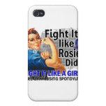 Como Rosie cure COMO iPhone 4/4S Fundas