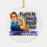 Como Rosie cure COMO Ornamente De Reyes