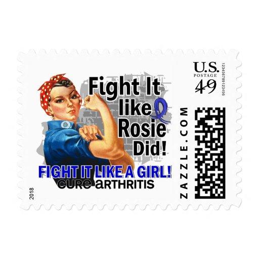 Como Rosie cure la artritis