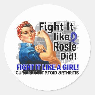 Como Rosie cure RA png Pegatinas