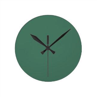 Como Round Clock