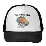Cómo ruedo (el camión de basura) gorras