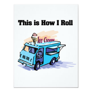 Cómo ruedo (el camión del helado) comunicado personal