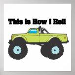Cómo ruedo (el monster truck) poster