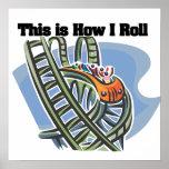 Cómo ruedo (la montaña rusa) poster