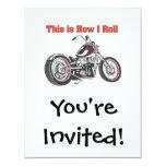 Cómo ruedo (la motocicleta) comunicado personal