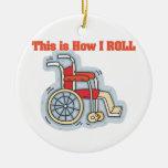 Cómo ruedo (la silla de ruedas)