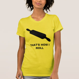 Cómo ruedo camisetas
