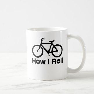 Cómo ruedo taza de café