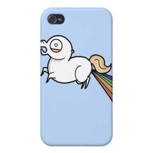 Cómo se hace el arco iris iPhone 4/4S fundas