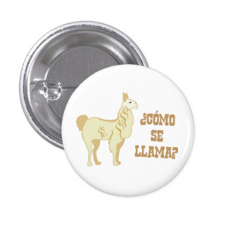 Como Se Llama?  What is your name? Button