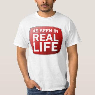 Como se ve en vida real remera