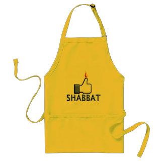 Como Shabbat Delantales