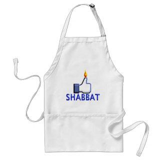 Como Shabbat Delantal