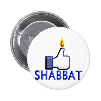 Como Shabbat Pin