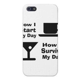 Cómo sobrevivo el caso del iPhone personalizado iPhone 5 Carcasa