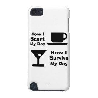 Cómo sobrevivo el caso del tacto de iPod