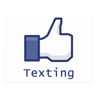 Como Texting Postales