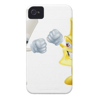 Como tiza y queso Case-Mate iPhone 4 protector