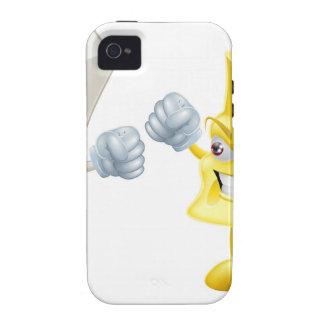 Como tiza y queso vibe iPhone 4 carcasa