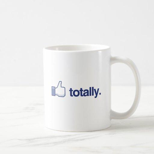 COMO TOTALMENTE TAZA DE CAFÉ