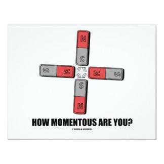"""¿Cómo trascendental es usted? (Momento de Invitación 4.25"""" X 5.5"""""""