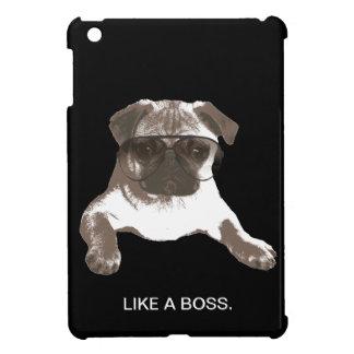 Como un barro amasado de Boss en caso del iPad osc