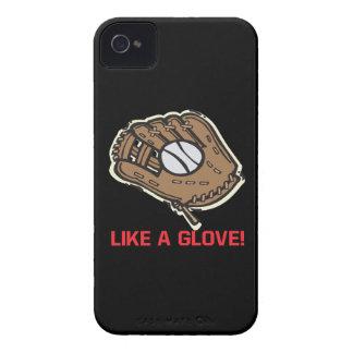 Como un guante iPhone 4 protectores