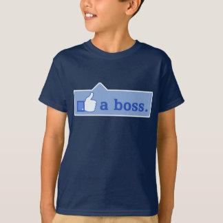 COMO una camiseta gráfica de BOSS Polera