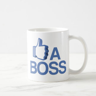 COMO una taza de café de BOSS