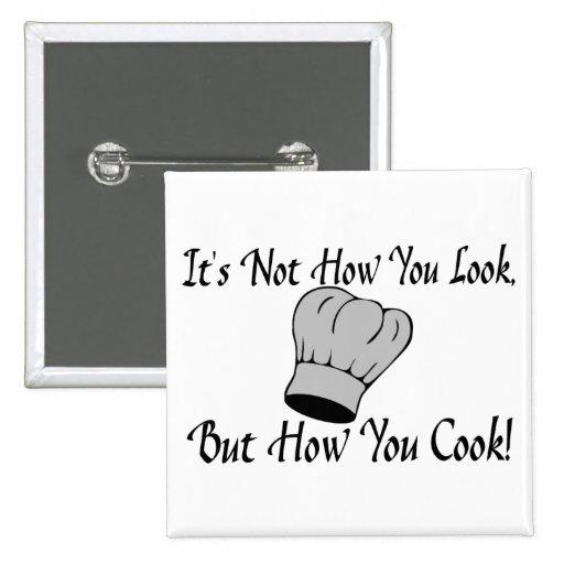 Cómo usted cocina pin cuadrada 5 cm