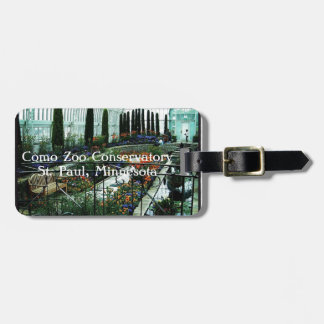 Como Zoo Conservatory - St Paul MN Bag Tag
