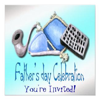 Comodidades del hogar - invitación del día de