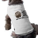 Comodidades supuestas de los lujos de Thoreau de Camisetas De Mascota